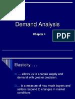 4 Demand Analysis