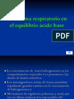 Alteraciones Respiratorias Del Equilibrio Acido Base