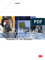 Reusable Respirators Full Line Catalog Lo Res