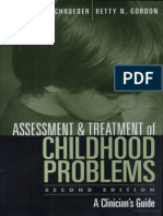 Treatment of Childhood Problem Chapters