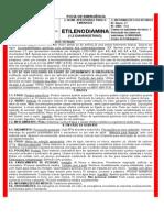 etilenodiamina