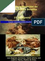 Asunción de María. 15 de Agosto.pps