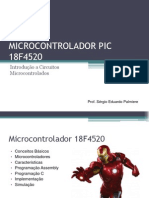 Microcontrolador Pic v4