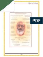 Value of Values - Sw. Dayananda Saraswati