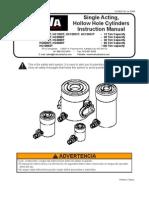 BVA HC Series Manual
