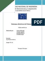 Determine Las Componentes Simétricas de Las 3 Corrientes