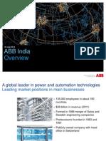 ABB+India+presentation