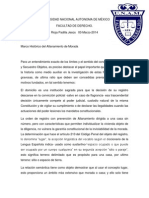 Allanamieto de Morada Historia