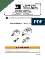 BVA HF Series Manual