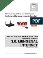 Bahan Sokongan Modul PdP Sistem Rangkaian Dan Dunia Internet Bhg 7