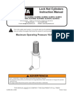 BVA HLN Series Manual