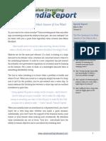 20140512 VIIR Special Report 5 Questions