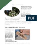 Análisis FODA Del ALC Entre Panamá y Canadá