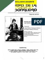 Teorias de La Personalidad - Nicholas S. Dicaprio Unlocked