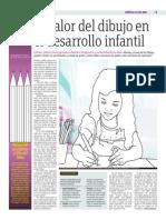 El Valor Del Dibujo en El Desarrollo Infantil