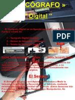 Tacógrafo Digital