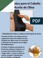 Tratamientos Para El Cabello Con Aceite de Oliva