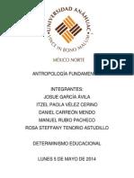 Antropología Fundamental