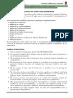 05 Evaluacion y Sus Respectivas Informacion ( 2014-01 )