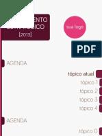 PTT009 Apresentação de Planejamento Estratégico DEMO1