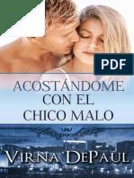 Acostandome Con El Chico Malo - Virna Depaul