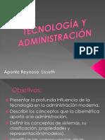 Tecnología y Administración-lisseth