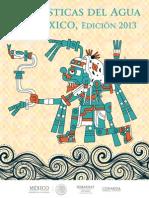 Estadisticas Del Agua en Mexico 2013
