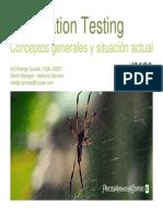Penetration Testing - Conceptos Generales y Situacin Actual