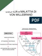 Lezione Corso Medicina Emofilia2