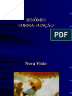 1 - Binomio Forma x Funcao