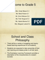 2014-2015 meet the teachers