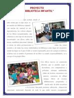 Proyecto Mi Biblioteca Infantil