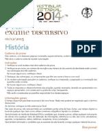 Uerj2014 ED Historia