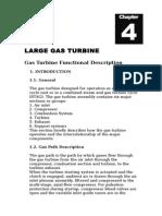 Large Gas Turbine