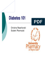 Diabetes Fundamentals
