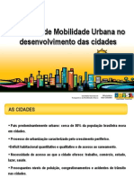 971480690a Politica de Mobilidade Urbana No Desenvolvimento Das