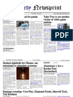 Liberty Newsprint Dec-4-09 Edition