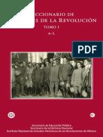 Diccionario de Generales de La Revolución 1
