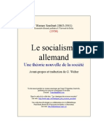 Socialisme Allemand