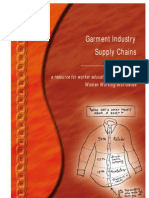 Garment Industry Supply Chains