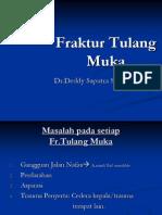 Fraktur Tulang Muka