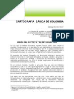 Cartografia Básica de Colombia