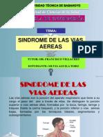 Sindrome de Las Vias Aereas2
