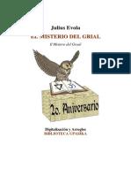 Julius Evola - El Misterio Del Grial