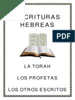 Biblia en Hebreo