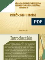 Diseno Sistemas Presentacion Powerpoint