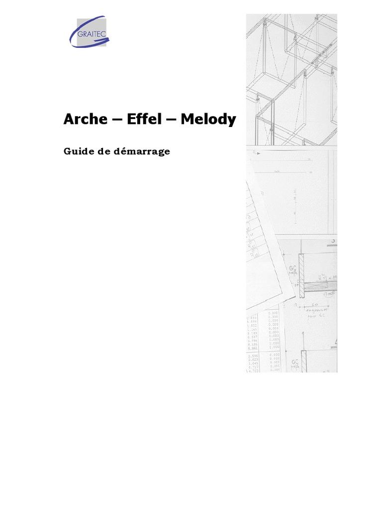 arche effel melody