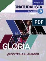 Edicion 12. Supernaturalista Revista Nov - Dic 2013