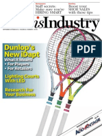 201409 Tennis Industry magazine
