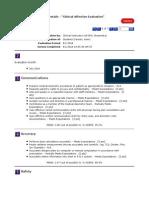 july evaluation 2014
